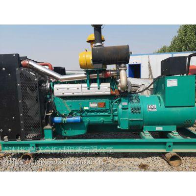 旧发电机组三百千瓦潍柴二手柴油发电机组转手出售