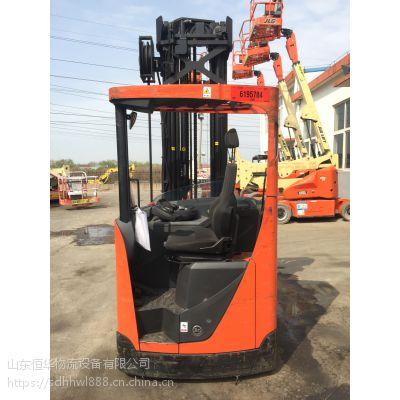 出租丰田BT瑞典原装进口1.6吨RRE160坐驾前移式电动叉车租赁