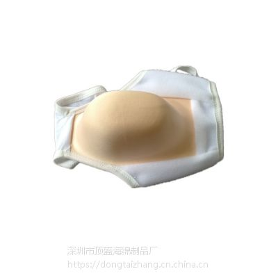 EVA热压成型护具 跆拳道EVA护档护具加工