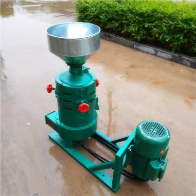 200型砂辊碾米机 五谷杂粮砂辊式电动碾米机图片