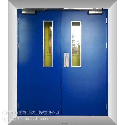 北京生产钢质甲级防火门厂家