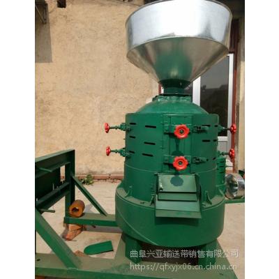 吉林谷子水稻脱皮碾米机 大米加工设备工厂
