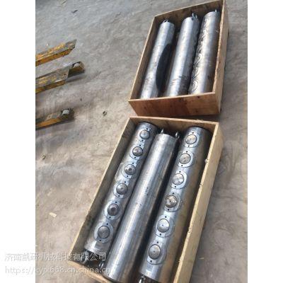 柴油型岩石分裂器 劈石机 移动式液压岩石劈裂机厂家 静爆机