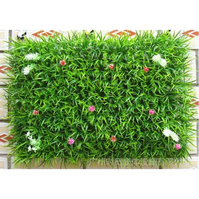 仿真植物塑料花草坪人工草皮垫子店铺门头墙面户外阳台楼顶幼儿园装饰