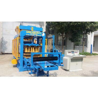 布料型彩色免烧打砖机/水泥制品成型机/砌块成型机/建材加工机械