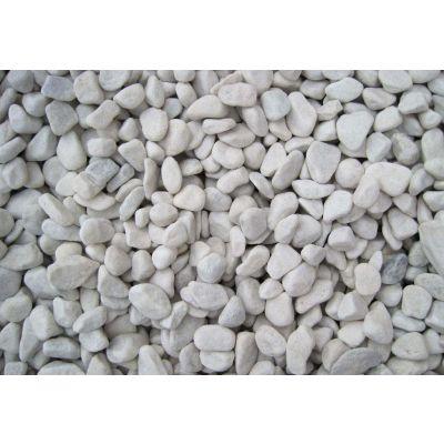 河南厂家供应白色砾石 鹅卵石 可大批量供应