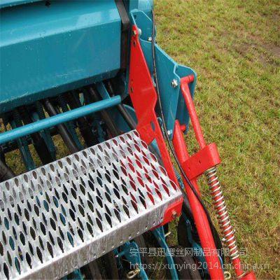 机械专用鳄鱼嘴板 迅鹰防滑板 荆州起鼓洞洞板