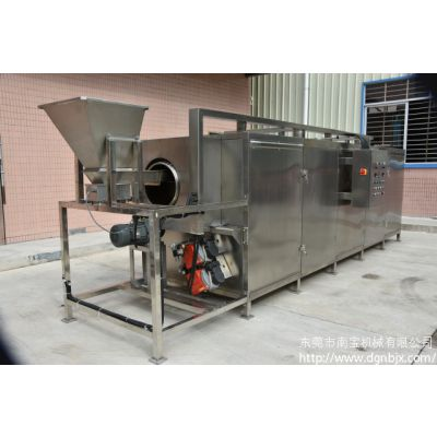 玉米膨化机,选着那里安全可靠——东莞南宝
