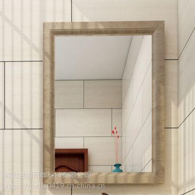 尚百年全铝家居铝制整板板式家居环保太空铝浴室柜防水型材厂家直销