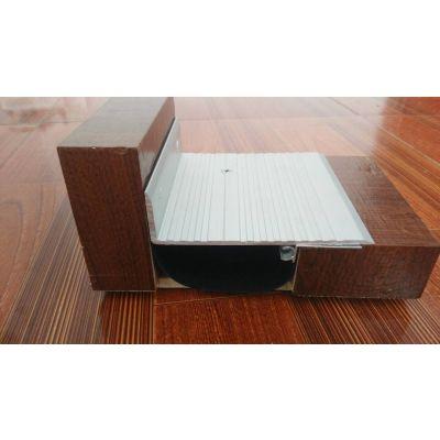 郑州变形缝生产厂家平顶山海达地面金属盖板变形缝构造