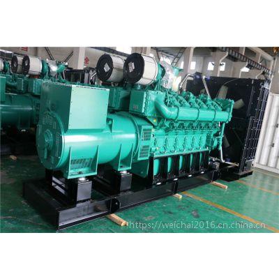 玉柴YC12VC1680L-D20发动机 1000KW发电机组专用柴油机