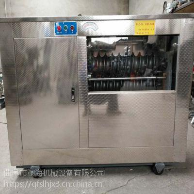 供应对辊馒头机 不锈钢馒头成型机价格 高品质炊事设备