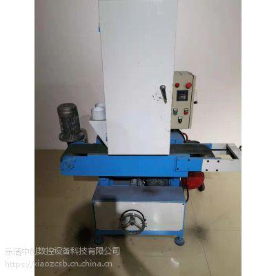 乐清中创供应不锈钢锁壳拉丝处理一次性完成中创设备价格优惠