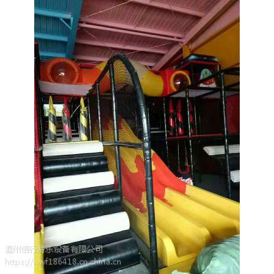 综合型儿童乐园淘气堡厂家游乐设备批发商