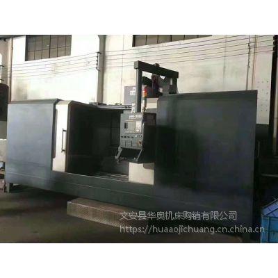8成新 在位出售台湾高峰VMM-18100立式加工中心