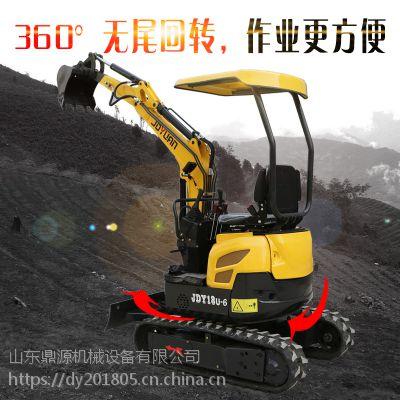 湖南供应18微型挖掘机 6吨以下小型挖掘机图片 小挖土机配置