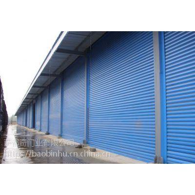 上海萨都奇门业供应各种抗风卷帘门