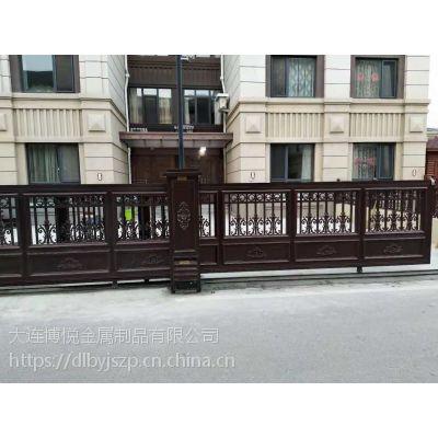 厂家生产批发锌钢 铝艺PVC护栏 大门围栏 护栏网