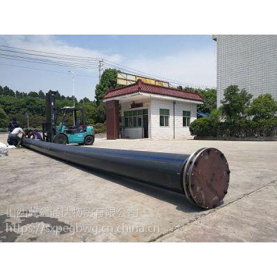 冀盛通达忻州PE管给水管排水管忻州地区PE管批发