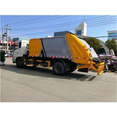 江门市4吨5方垃圾压缩车,4吨垃圾压缩车多少钱