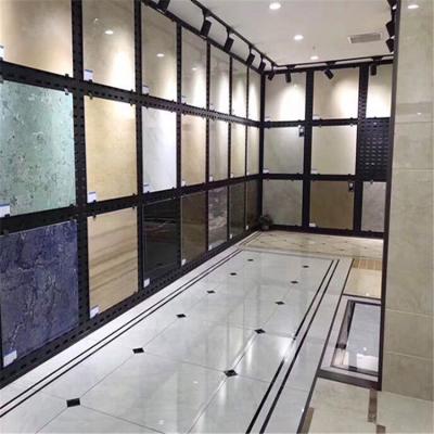 瓷砖冲孔挂板,合肥瓷砖站展示架,武汉瓷砖冲孔展架