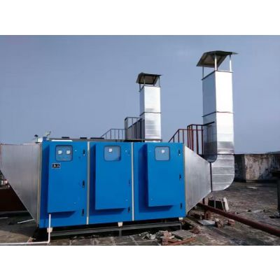 江苏适合各种工件的喷漆房废气处理设备