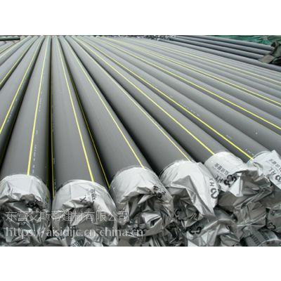HDPE100级16-630燃气管材批发