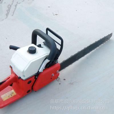 汽油式单行挖树机 家用型刨树机 汽油式起树机