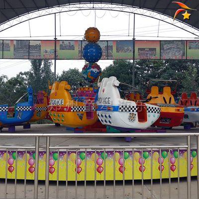 游乐设施霹雳转盘专业定做 儿童公园游乐设备厂家