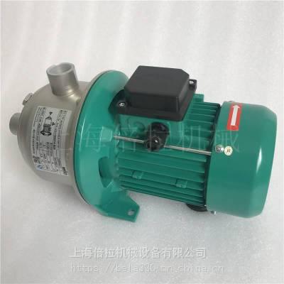 进口MHI805威乐多级离心泵WILO采购价格