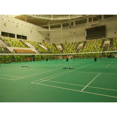 羽毛球场-长友科技-天津羽毛球场