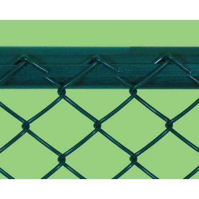 广东梅州供应包塑勾花网厂大量现货来车就提有包胶和PVC还有热镀锌多样选择