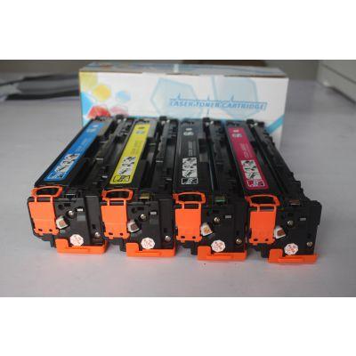 供应HP131A 厂家直接销售CF210A适用M251n M276n彩色硒鼓打印机