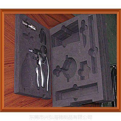 直销包装EVA雕刻成形内衬 工具箱包装盒EVA内托定制