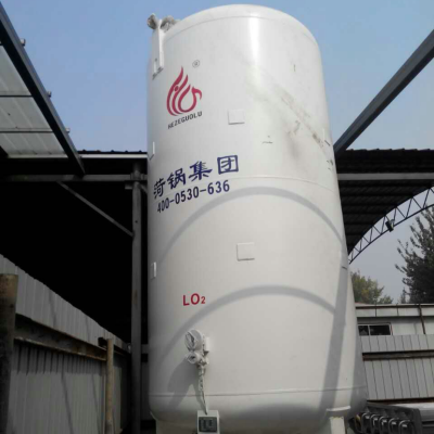 青岛市30立方二氧化碳储罐,100立方液氮储罐厂家,菏锅