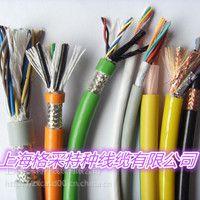 上海格采TRVV4X1.5高度柔性拖链电缆不带屏蔽有现货供应