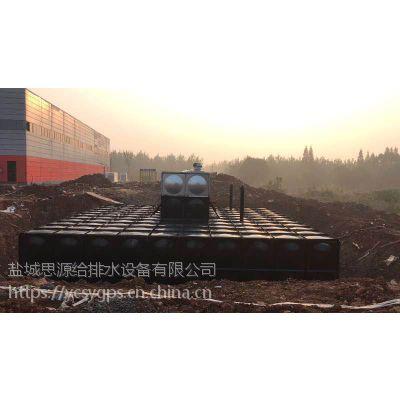赤水地埋式箱泵一体化生产厂家