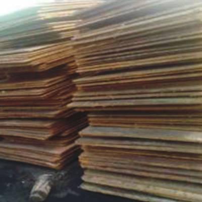 铺路钢板租赁-合肥安弘(在线咨询)-无为钢板租赁