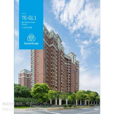 河南蒂森电梯v电梯-TE-GL1小机房价格】电梯_新设计中式别墅图纸图片