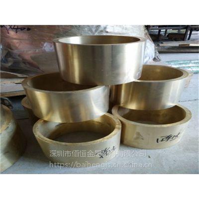 国标QAL10-4-4铝青铜管 轴承用铝青铜套 高耐磨