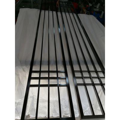 深圳市家装 工装不锈钢屏风 隔断 花格 隔间 来图定制