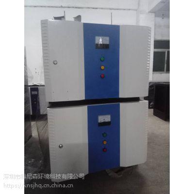 厂家招商代理销售低空静电环保商业油烟净化器16000风量