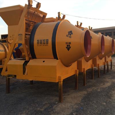 摩擦式JZM350-500-750型滚筒混凝土砂浆水泥沙石搅拌机