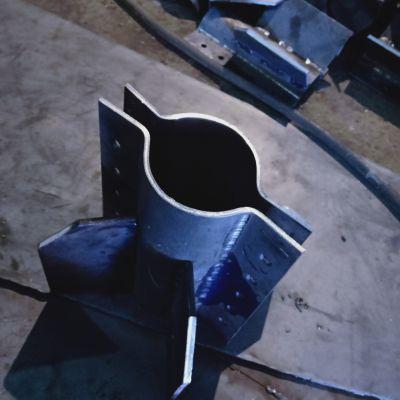 鑫佰C1保温管夹型号齐全,现货供应。