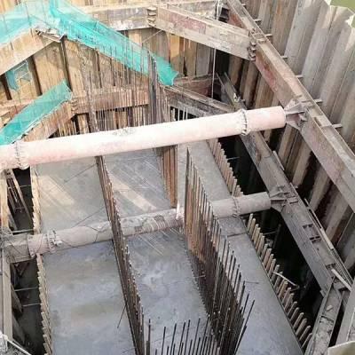 永固钢板桩技术服务-新乡拉森钢板桩施工
