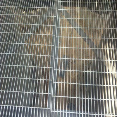 钢厂镀锌格栅 排水沟格栅板 镀锌排水板