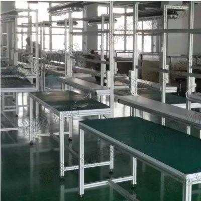 流水线工作台-工业4040铝型材-铝型材工作台价格-苏荷标准工业产品