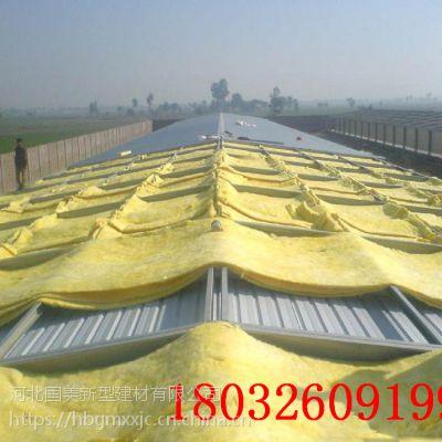 江苏无锡厂房保温玻璃棉毡厂家10k铝箔玻璃棉保温毡促销价格