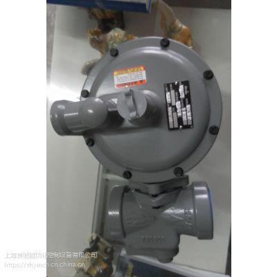 美国ITRON爱创B34SN燃气减压阀 B34SN液化气调压器