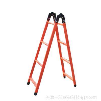 厂家批发铁人字梯 双侧梯 家用梯 建筑工程可移动铁梯子登高梯